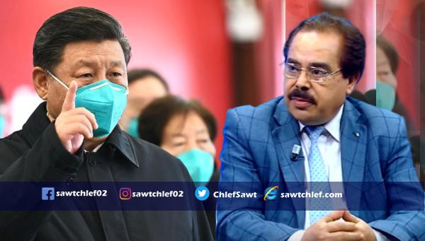 """إعلامية من الصين تتحدث عن محاولة بوناطيرو لإختراع علاج """"كورونا"""""""