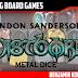 Metal Mistborn Allomancy Dice Kickstarter Preview