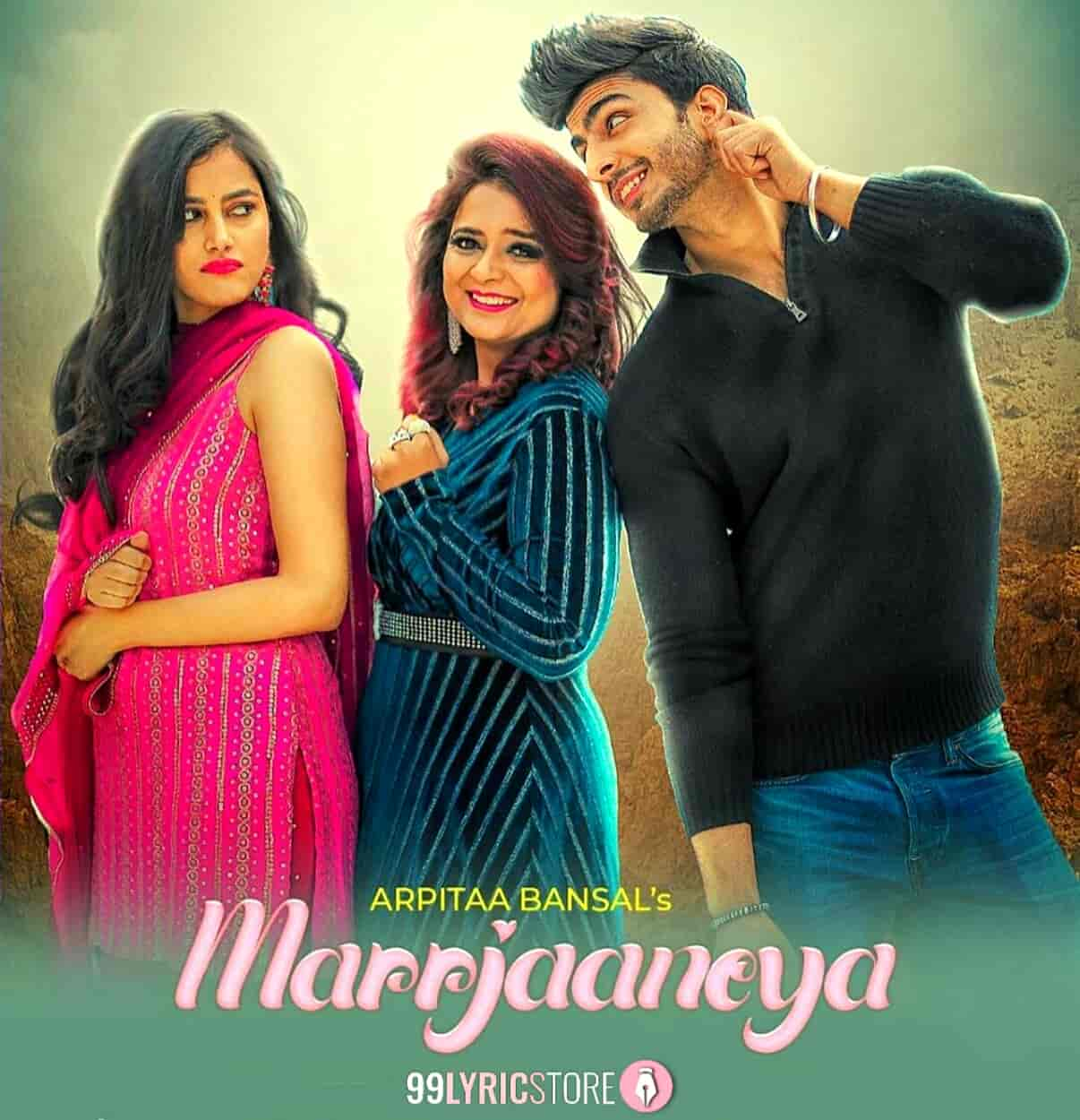 Marrjaaneya Song Images By Arpitaa Bansal