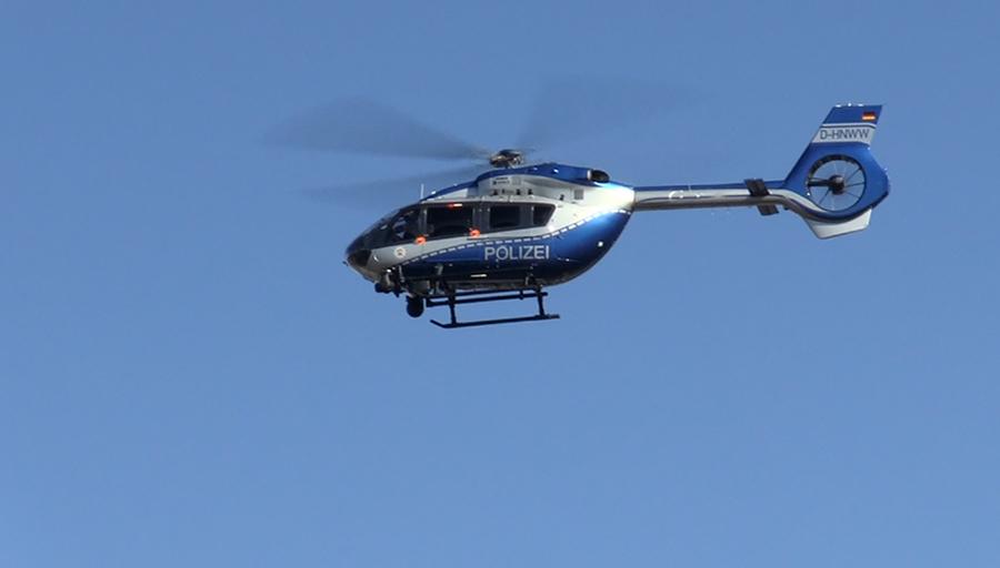 Köln Hubschrauber Aktuell