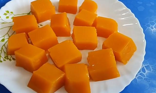 Sweet Jelly oranges Recipe