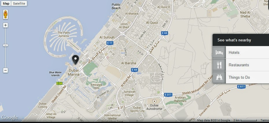 The Ritz Carlton Dubai Spa Location Map,Location Map of The Ritz Carlton Dubai Spa,The Ritz Carlton Dubai Spa accommodation destinations attractions hotels map reviews photos pictures