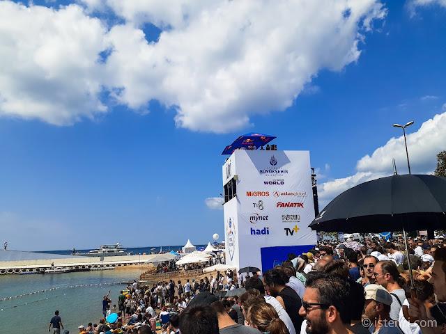 Red Bull Uçuş Günü 2019 İstanbul - Jüri Bölümü   4.08.2019