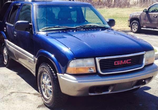 1998 GMC JIMMY SLT - $3900 (Blue Springs, MO 64015 - USED