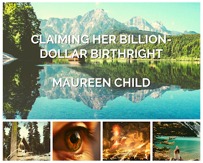 Dynasties: The Jarrods: Claiming Her Billion-Dollar Birthright by Maureen Child mood board