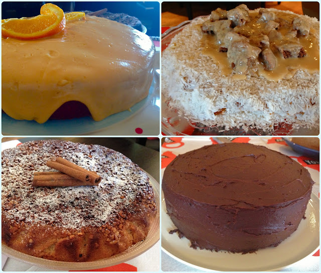 Pineapple Spice Bundt Cake