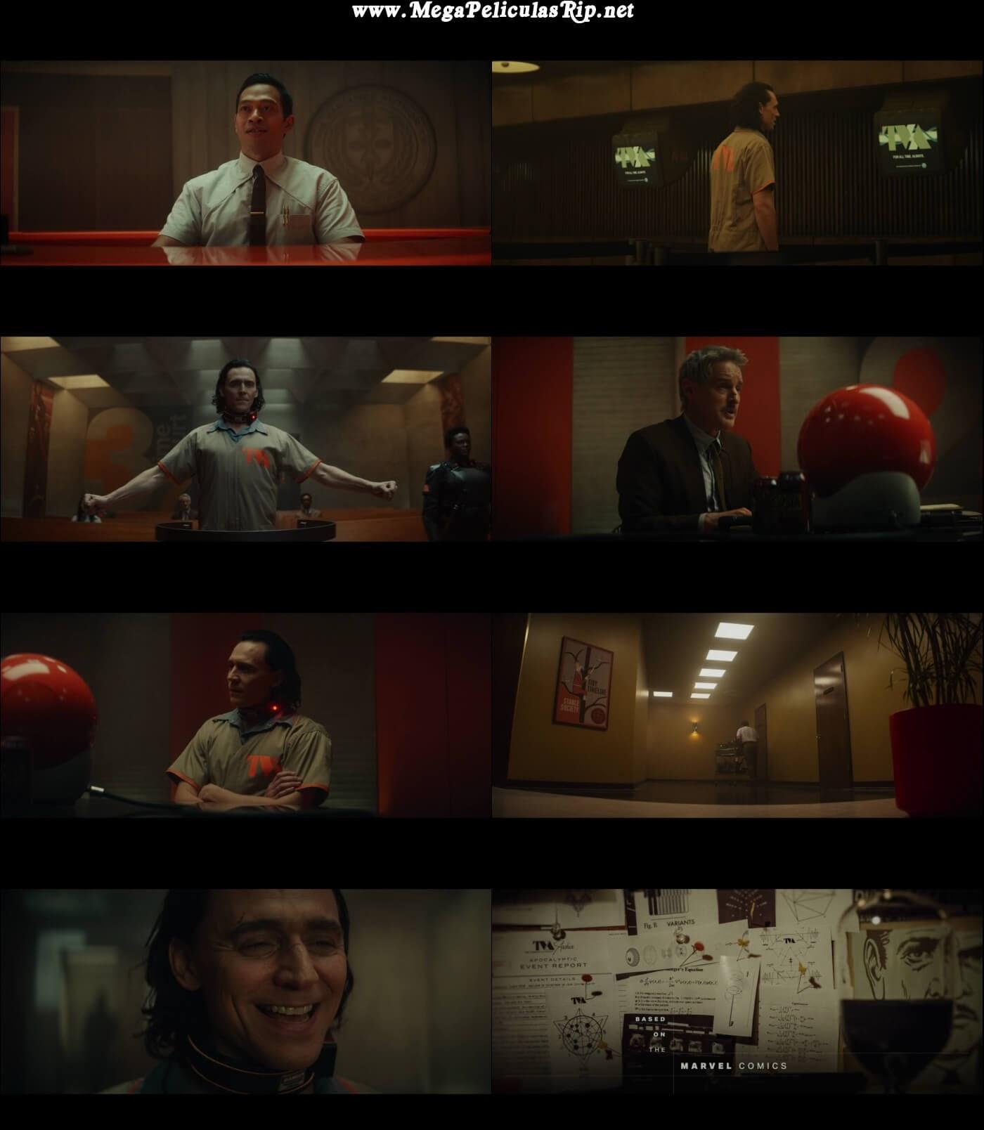 Loki Temporada 1 1080p Latino