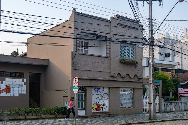 Sobrado na Rua Saldanha Marinho