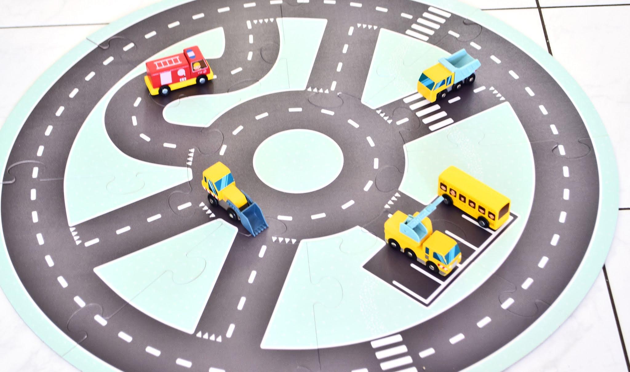 zabawy samochodami dla dzieci