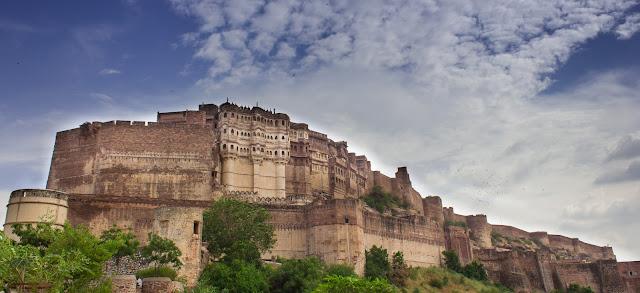 Mehrangargh Fort Jodhpur