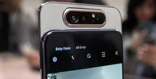 Spesifikasi Samsung A80 dan Harganya