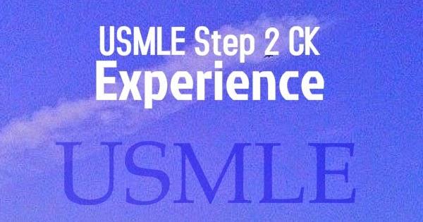 USMLE Step 2 CK experience by Rizwan Khan (254)