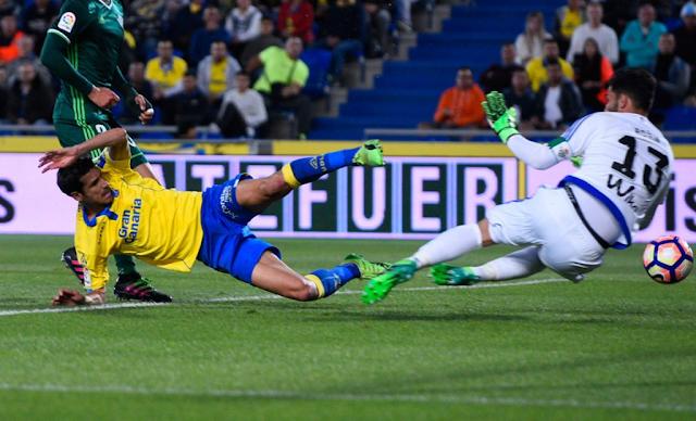 Gol de Vicente Gómez