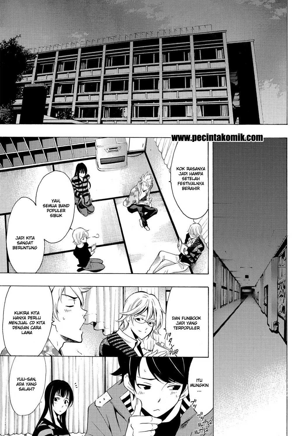 Fuuka Chapter 146-3