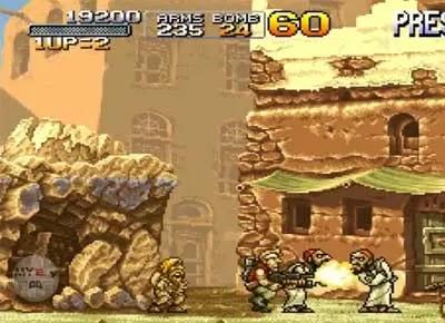 تحميل لعبة حرب الخليج 2 Metal Slug للكمبيوتر برابط مباشر من ماى ايجى