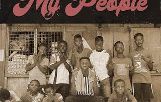 My People Lyrics  by J.Derobie