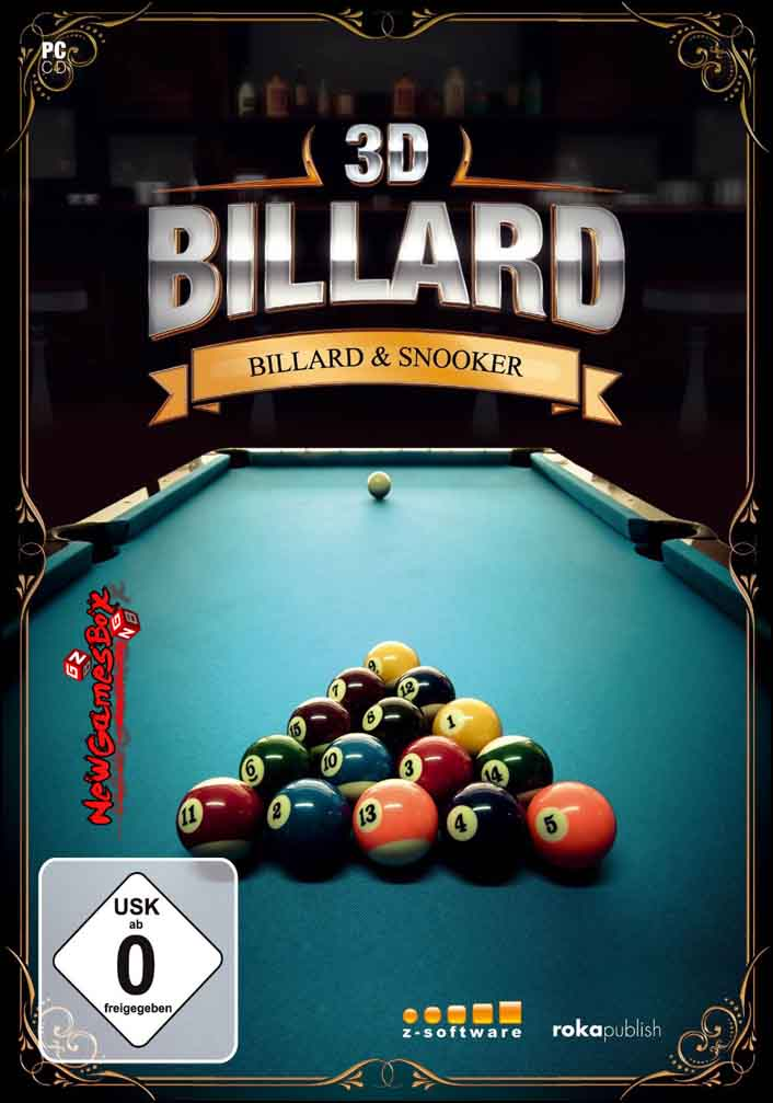 Billiard Offline Games