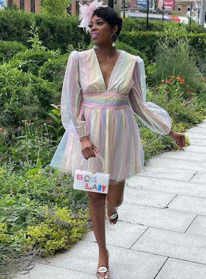 Tulle Dress Styles for Ladies