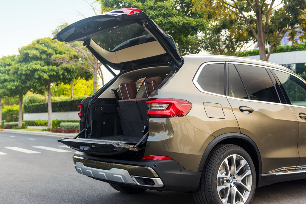 Chi tiết BMW X5 2020 với công nghệ tân tiến