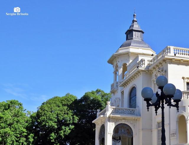 Palácio dos Cedros (fotocomposição lateral)