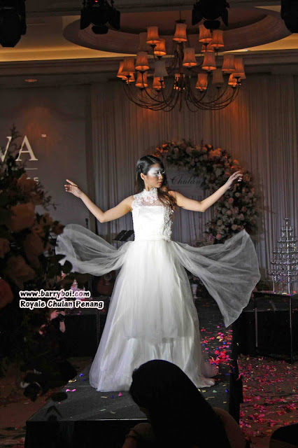 Wedding Fair Penang Royale Wedding Showcase Royale Chulan Penang LAVA by Vivian Lee www.barryboi.com Penang Blogger Influencer