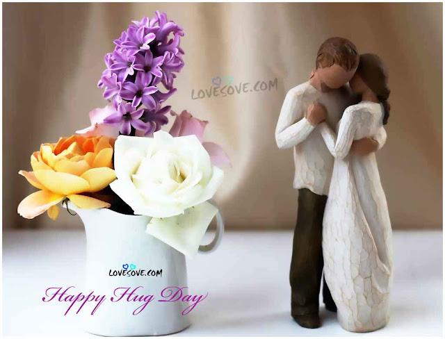 Hug Day Shayari