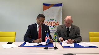 República Dominicana  y Brasil firman acuerdo para intercambio de experiencias sobre derecho de autor