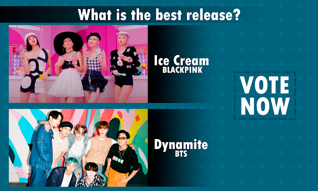 """Dynamite"" or ""Ice Cream"": What is the best release?"