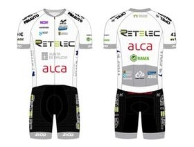 El Team Cycling Galicia presenta a la plantilla para 2021