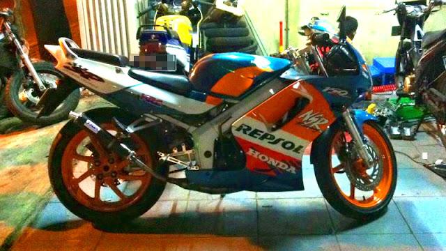 Honda NSR 150SP