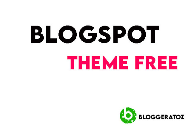 Adsense Approval Blogger Template 2021