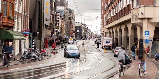 النمو السكاني في هولندا يشهد انخفاض كبير