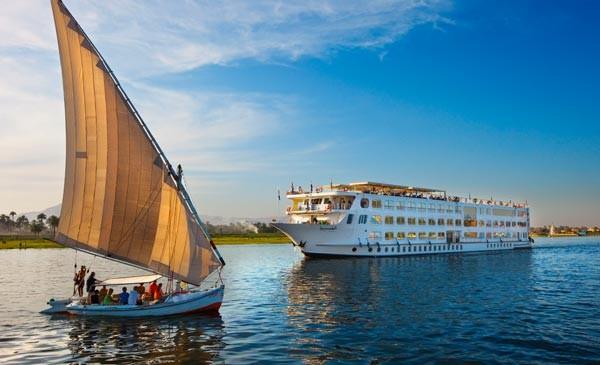 M/S Al Hambra Cruceros por el nilo