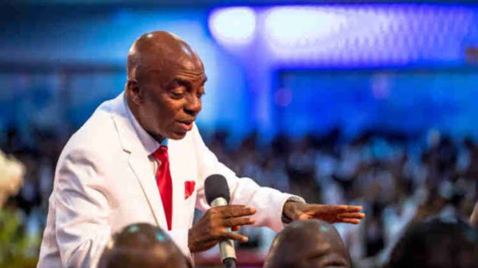 I Will lay my bare hands on COVID-19 patients, says Bishop Oyedepo