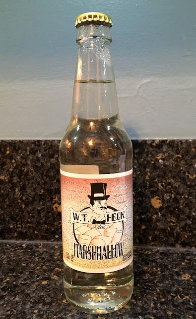 W.T. Heck's Marshmallow Soda