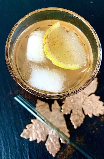 Apfel-Kokos-Drink mit nachhaltigem Glastrinkhalm #Rezept #glutenfrei #vegan, Aperitif,    umweltfreundlich, wiederverwertbar