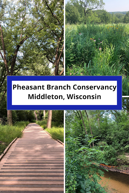 Hiking near Madison, Wisconsin, Pheasant Branch Conservancy Shares a Quilt of Ecosystems Including Prairies, Wetlands, Meadows and Woodlands
