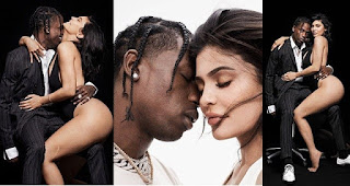 PHOTOS: Kylie Jenner And Travis Scott Appear Madly In Love In new GQ Magazine