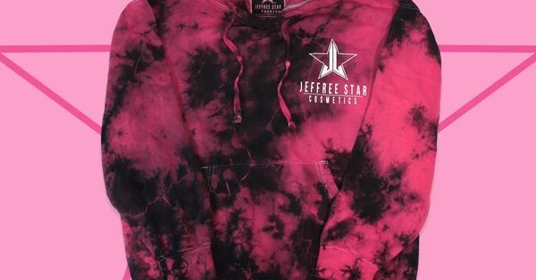 3fdd881ce My Little Review Blog: Reviewing Jeffree Star's Tie-Dye 'Dream House' Hoodie