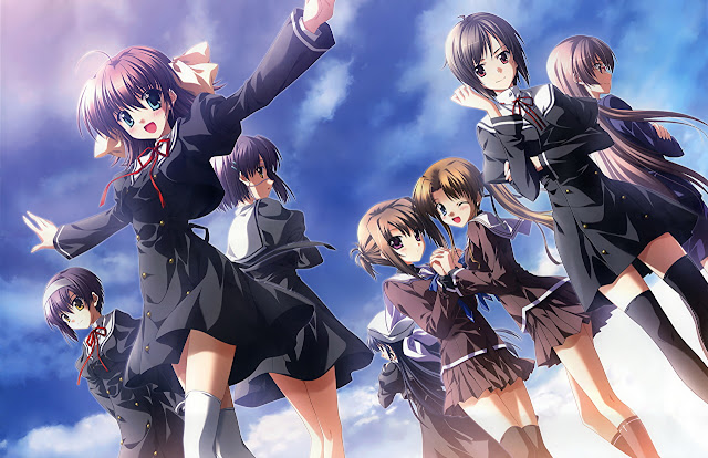 ef: A Tale of Melodies Batch Subtitle Indonesia