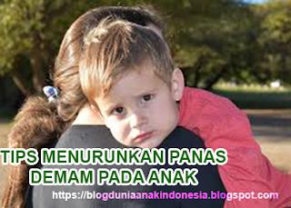 CARA MENGOBATI DAN MENGURANGI DEMAM PADA ANAK - Dunia Anak ...