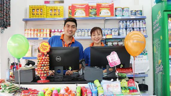 Phần mềm quản lý cửa hàng tiện lợi Dân Trí Soft