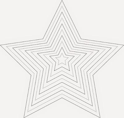 Stern/star Quelle/source: Schnabelinas Welt
