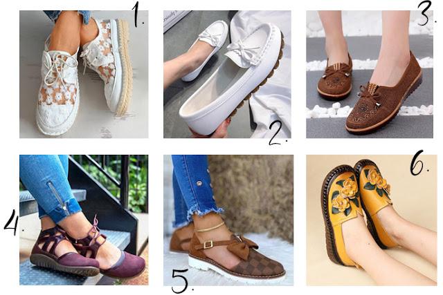 Os nossos queridinhos sapatos para o verão!