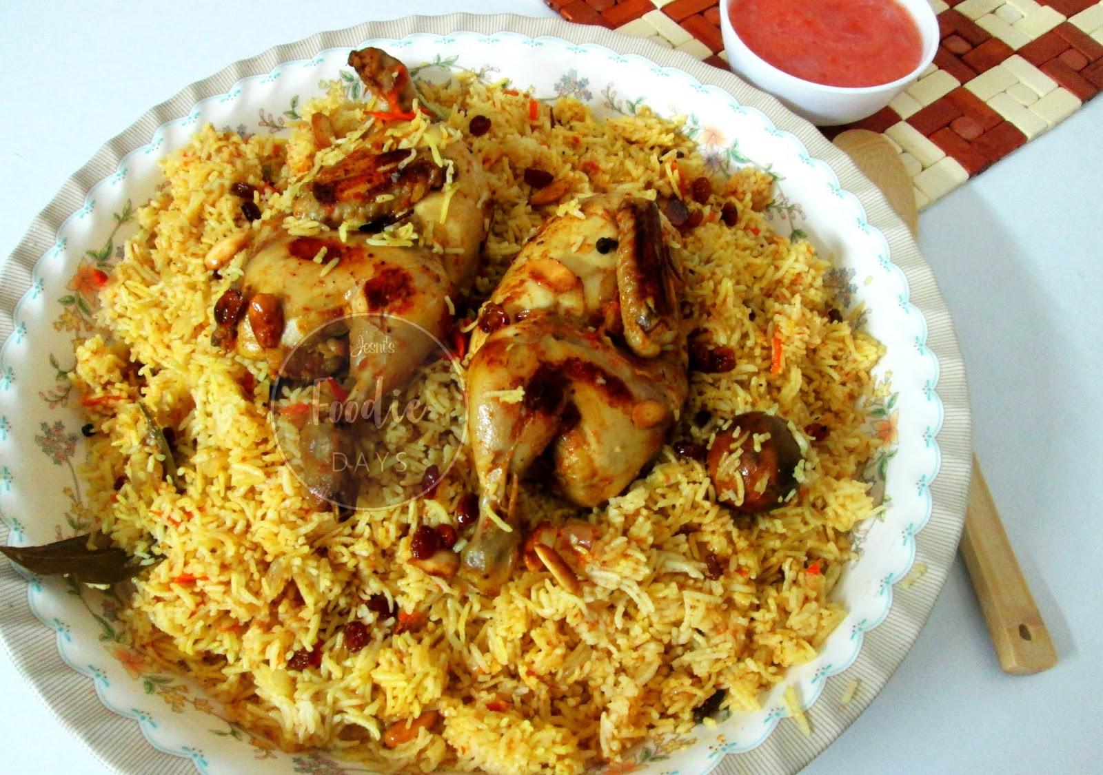Chicken Kabsa How To Make Chicken Kabsa