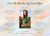 Over the Rainbow Blog Tour
