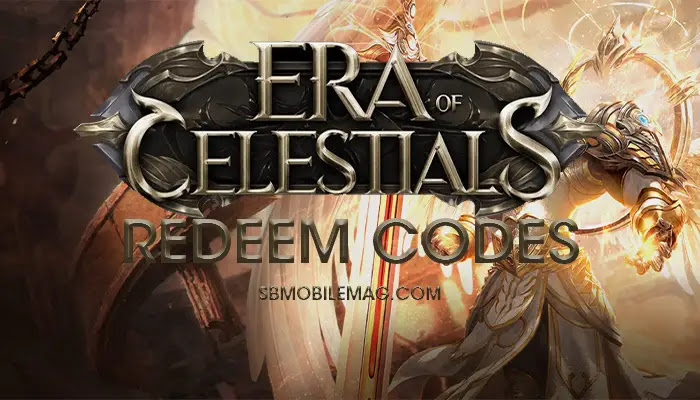 Era of Celestials Redeem Codes, Era of Celestials Codes