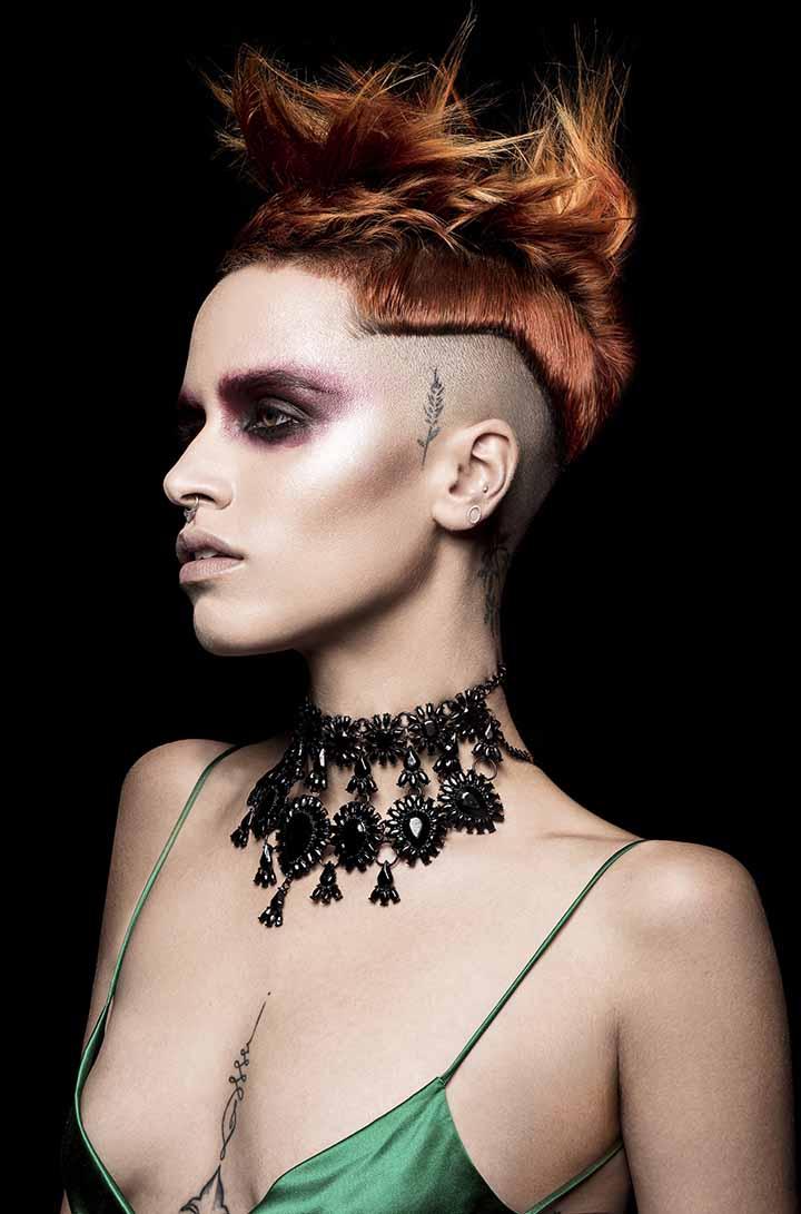 color y corte de pelo 2020