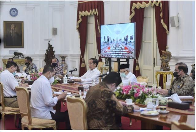 Presiden Minta Ada Percepatan Pembangunan Jalan Tol Trans-Sumatra dan Cisumdawu