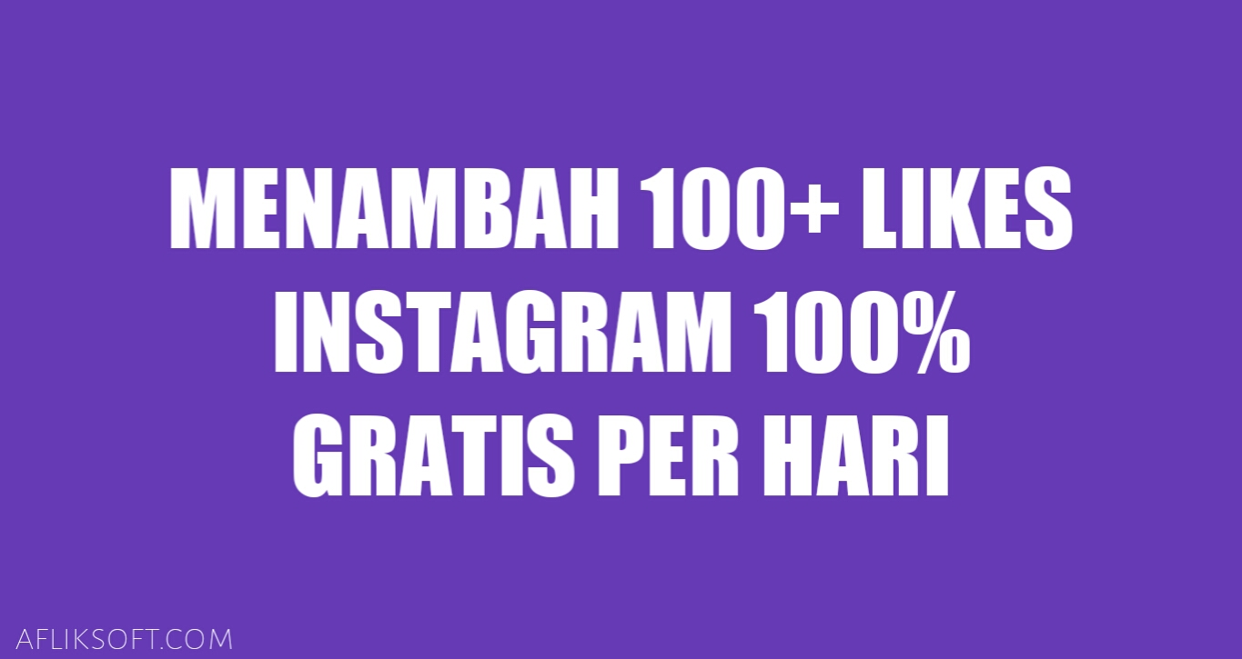 Instagram Likes by Afliksoft
